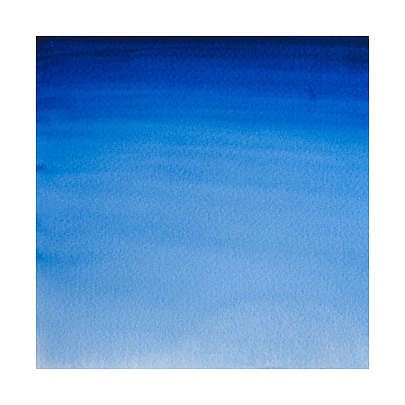 W&N Professional Watercolour 1/2 pan - 709 Winsor blue (red shade)
