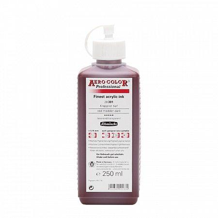Aero Color Professional, 250ml - 301 red madder dark