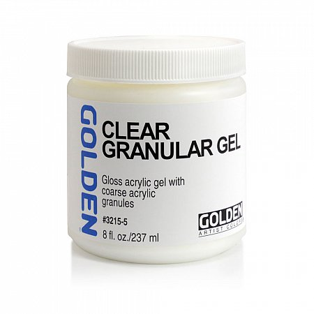 Golden 3215 Clear Granular Gel - 237ml