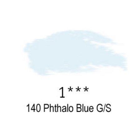 Daler-Rowney Artists Soft Pastel, 140 Phthalo Blue G/S - 1
