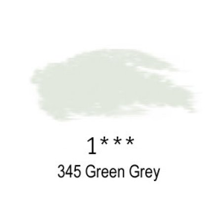 Daler-Rowney Artists Soft Pastel, 345 Green Grey - 1