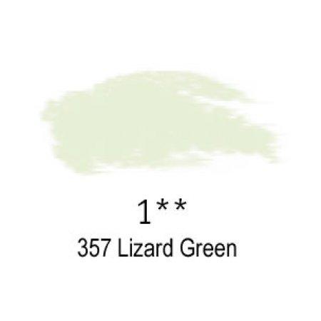 Daler-Rowney Artists Soft Pastel, 357 Lizard Green - 1