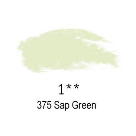 Daler-Rowney Artists Soft Pastel, 375 Sap Green - 1