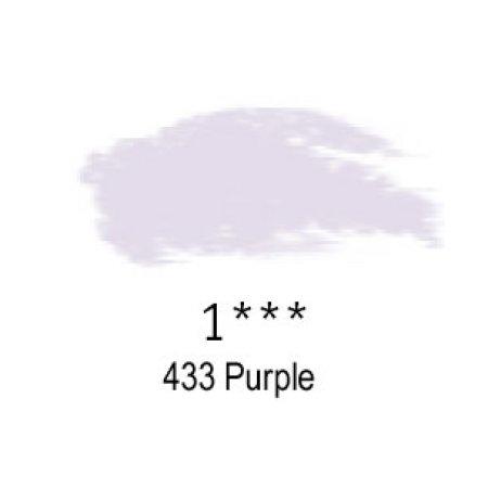 Daler-Rowney Artists Soft Pastel, 433 Purple - 1