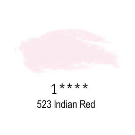Daler-Rowney Artists Soft Pastel, 523 Indian Red - 1