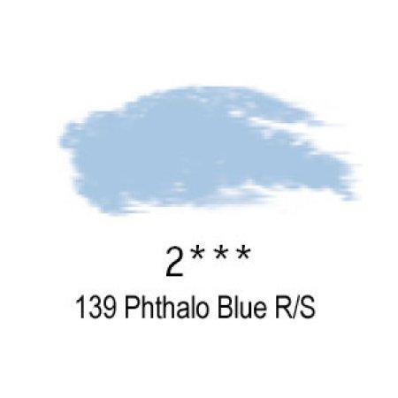 Daler-Rowney Artists Soft Pastel, 139 Phthalo Blue R/S - 2