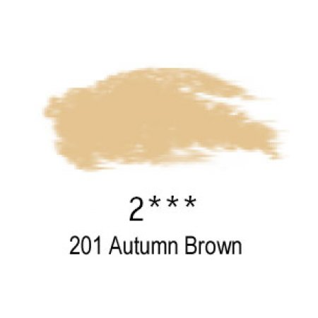 Daler-Rowney Artists Soft Pastel, 201 Autumn Brown - 2