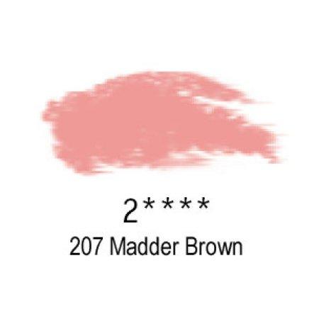 Daler-Rowney Artists Soft Pastel, 207 Madder Brown - 2