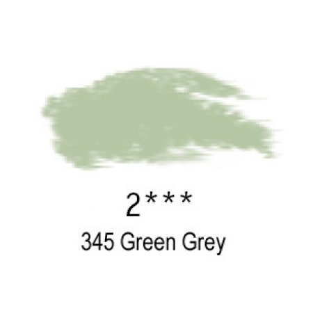 Daler-Rowney Artists Soft Pastel, 345 Green Grey - 2