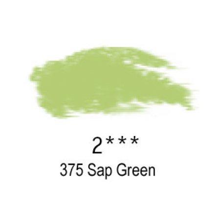 Daler-Rowney Artists Soft Pastel, 375 Sap Green - 2