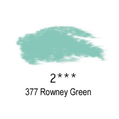 Daler-Rowney Artists Soft Pastel, 377 Rowney Green - 2