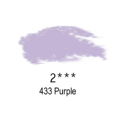 Daler-Rowney Artists Soft Pastel, 433 Purple - 2