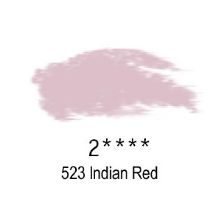 Daler-Rowney Artists Soft Pastel, 523 Indian Red - 2
