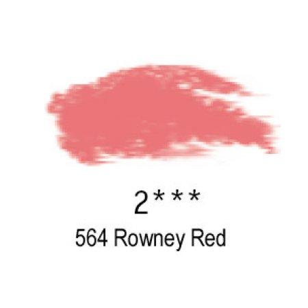Daler-Rowney Artists Soft Pastel, 564 Rowney Red - 2