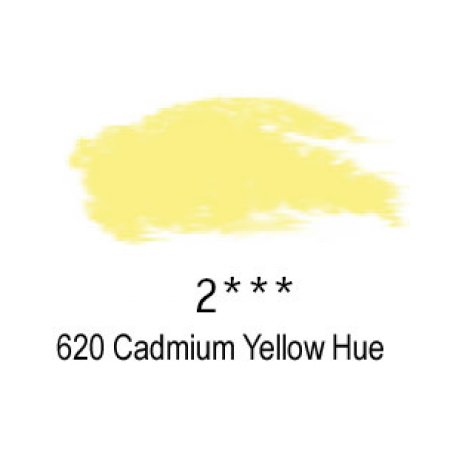 Daler-Rowney Artists Soft Pastel, 620 Cadmium Yellow Hue - 2