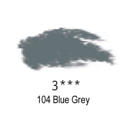 Daler-Rowney Artists Soft Pastel, 104 Blue Grey - 3