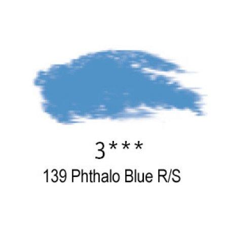 Daler-Rowney Artists Soft Pastel, 139 Phthalo Blue R/S - 3
