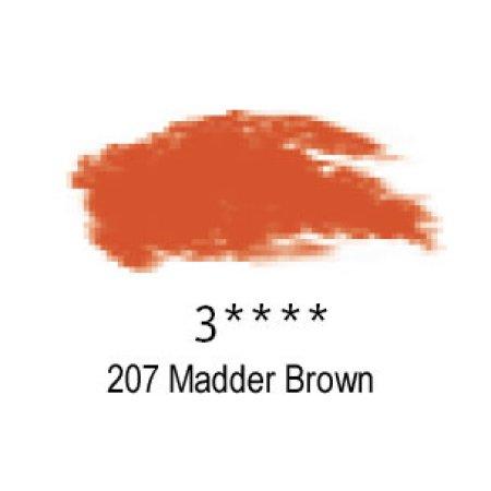 Daler-Rowney Artists Soft Pastel, 207 Madder Brown - 3