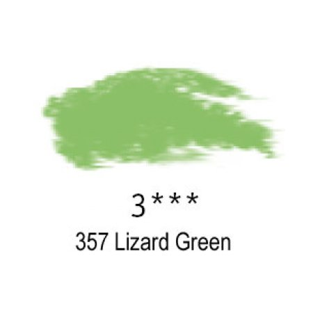 Daler-Rowney Artists Soft Pastel, 357 Lizard Green - 3