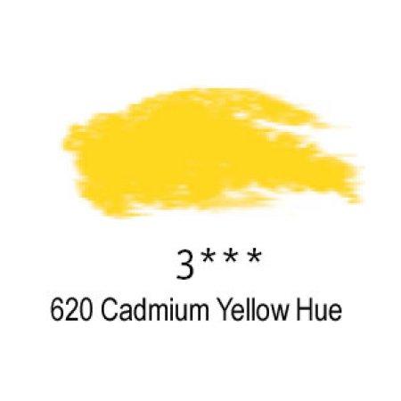 Daler-Rowney Artists Soft Pastel, 620 Cadmium Yellow Hue - 3