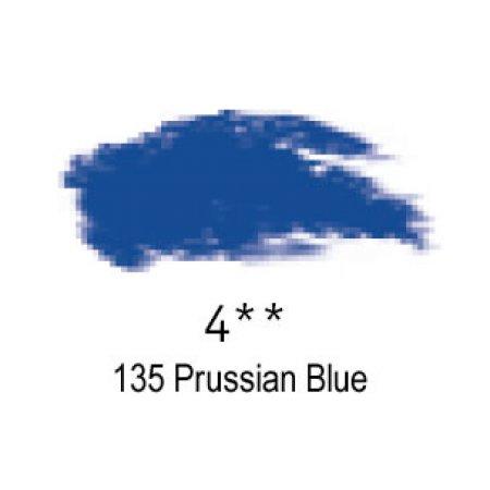 Daler-Rowney Artists Soft Pastel, 135 Prussian Blue - 4