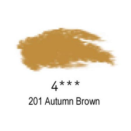Daler-Rowney Artists Soft Pastel, 201 Autumn Brown - 4