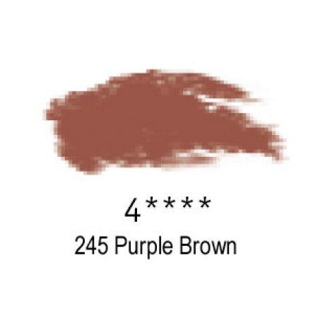 Daler-Rowney Artists Soft Pastel, 245 Purple Brown - 4