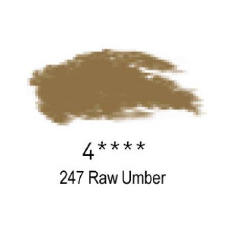 Daler-Rowney Artists Soft Pastel, 247 Raw Umber - 4