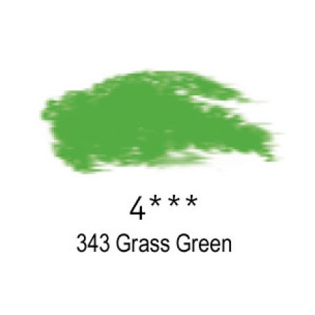 Daler-Rowney Artists Soft Pastel, 343 Grass Green - 4