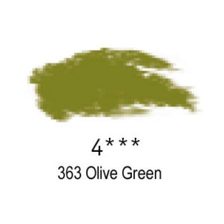 Daler-Rowney Artists Soft Pastel, 363 Olive Green - 4