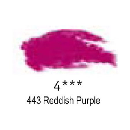 Daler-Rowney Artists Soft Pastel, 443 Redish Purple - 4