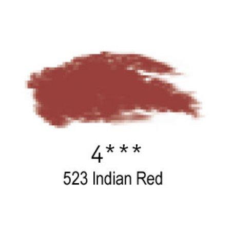 Daler-Rowney Artists Soft Pastel, 523 Indian Red - 4