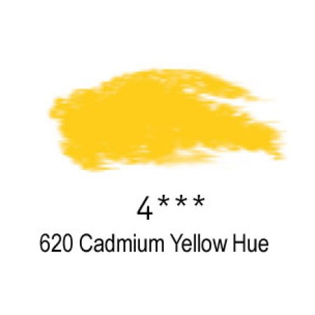 Daler-Rowney Artists Soft Pastel, 620 Cadmium Yellow Hue - 4