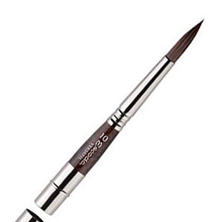 Escoda Versatil series 1548, round pointed, travel brush - 2