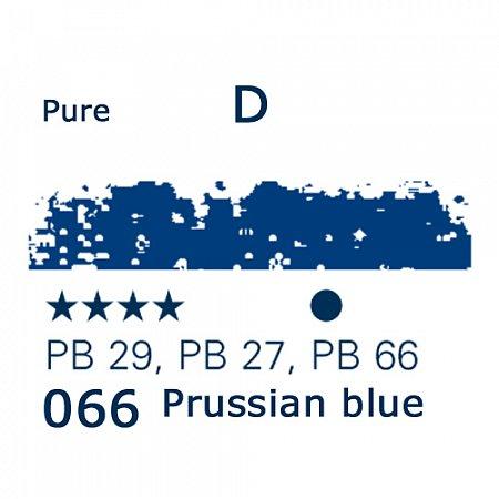 Schmincke Pastels, 066 Prussian blue - D