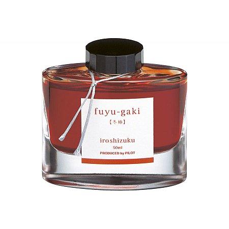 Pilot Ink Iroshizuku 50ml Orange - Fuyu-Gaki (Winter persimmon)