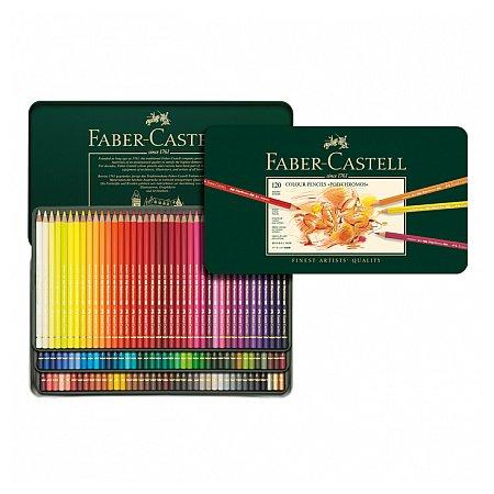 Faber-Castell Polychromos Pencil Set - 120-set