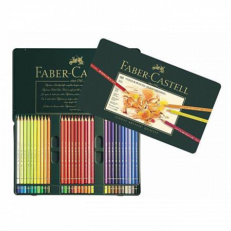 Faber-Castell Polychromos Pencil Set - 60-set
