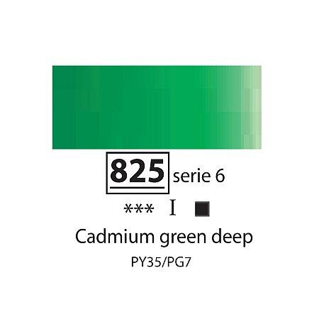 Sennelier Extra Fine Oil, 40ml - 825 Cadmium Green Deep