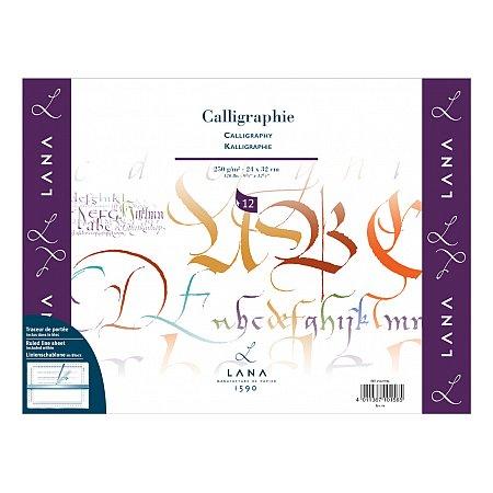 Lana Calligraphie, 250g, 12ark - 24x32cm