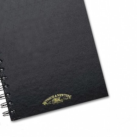 Winsor&Newton Hard Back Sketch Book (Wire-O) 50 Sheets 170g - A3