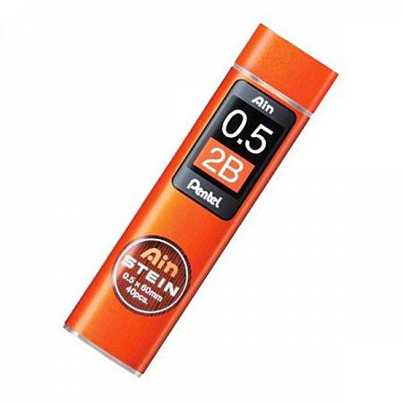 Pentel leads Ain Stein (40st) 0,5mm - 2B