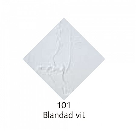Beckers A oljefärg, 150ml - 101 Blandad vit