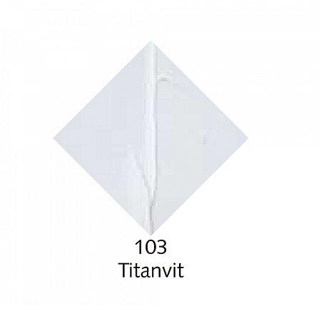 Beckers A oljefärg, 150ml - 103 Titanvit