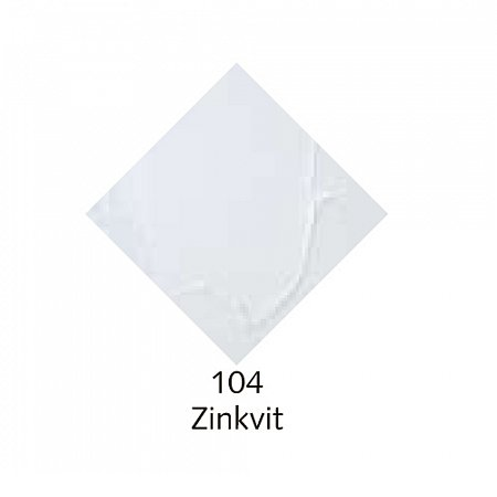 Beckers A oljefärg, 150ml - 104 Zinkvit