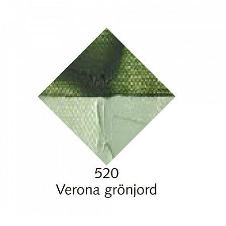 Beckers A oljefärg, 150ml - 520 Verona grönjord