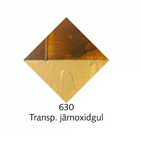 Beckers A oljefärg, 150ml - 630 Transp. Järnoxidgul