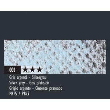 Caran dAche Pastel Pencils - 002 silver grey