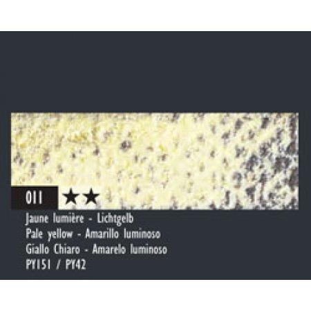 Caran dAche Pastel Pencils - 011 pale yellow