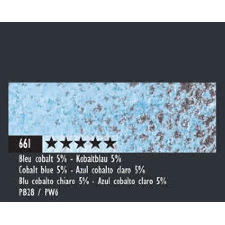 Caran dAche Pastel Pencils - 661 light cobalt blue